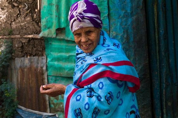 Visiting Dessie, Ethiopia, 2019