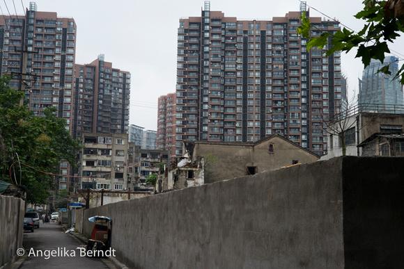 Changing Shanghai, changing China