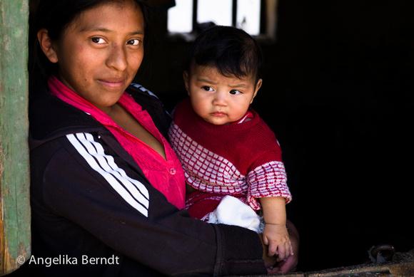 Lenca indigenous people of Honduras